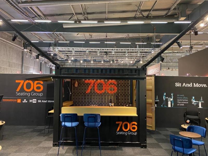 706 Seating Group / Champagnebar