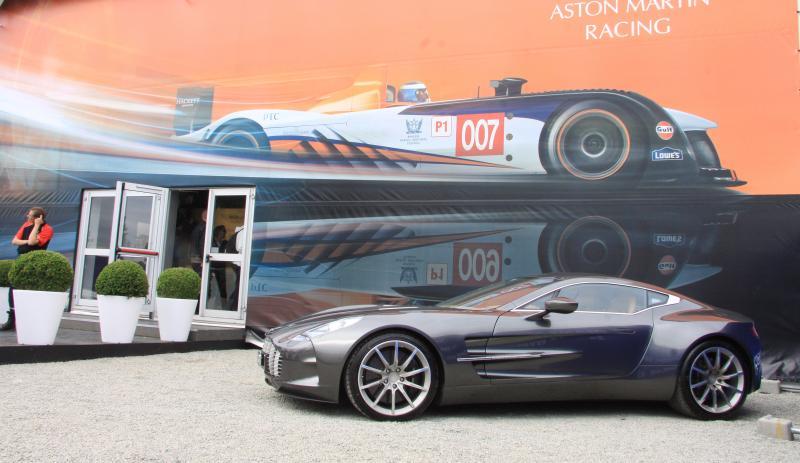 Aston Martin Racing Aston Martin Racing