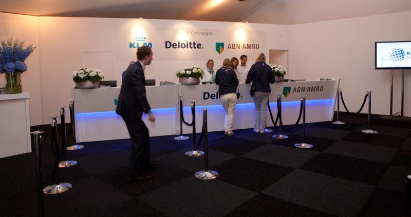 KLM open 8