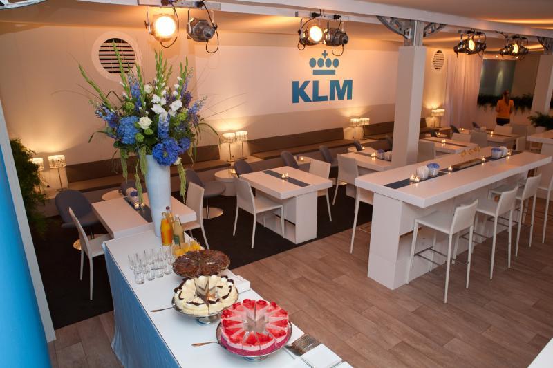 KLM open 4