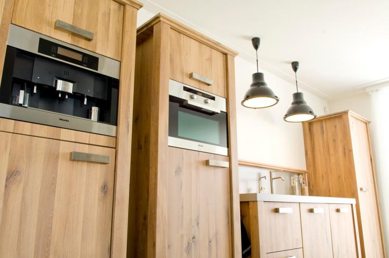Binnen- en buitenkeukens